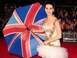 Katy Perry at the UK premiere of her debut film 'Katy Perry: Part of Me' in Leicester Square