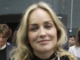 Sharon Stone, Chanel, Paris Fashion Week 2012