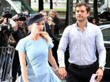 Diane Kruger, Joshua Jackson, Paris Fashion Week