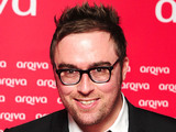 XFM's Danny Wallace at the Arqiva Commercial Radio Awards 2012