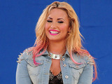 Demi Lovato performs live in Central Park as part of Good Morning America's Summer Concert Series.