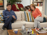 Charlie Sheen's 'Anger Management': Still from episode 1 featuring Charlie Sheen and Shawnee Smith