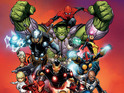 Marvel Comics is to take to the airwaves in the US to promote its new era.