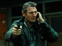 Liam Neeson's action sequel beats Hotel Transylvania at the UK box office.