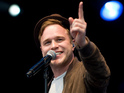 Olly Murs also reveals why he loved touring the US with One Direction.