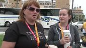 Digital Spy chats to the loyal Twilight fans that have cued day and night to see their idols at this year's Comic-Con International in San Diego.