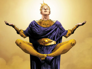 &#39;Before Watchmen: Ozymandias&#39; #1