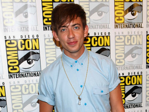 &#39;Glee&#39; film panel: Kevin McHale