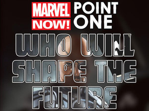 Marvel NOW! 'Point One' teaser
