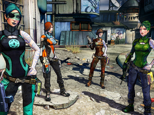&#39;Borderlands 2&#39; screenshot