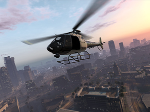 'GTA V' screenshot