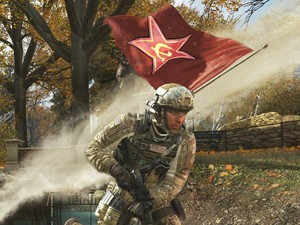 Screenshot of the 'Call Of Duty: Modern Warfare 3' game