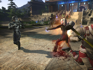 'The Secret World' screenshot