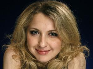 Actress Nina Arianda