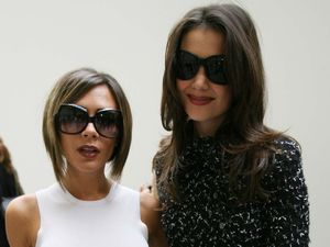 Victoria Beckham, Katie Holmes