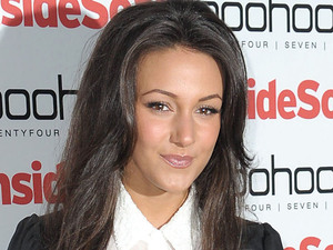 Michelle Keegan at the Inside Soap launch party at  Rosso Restaurant in Manchester