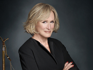 Damages season 4 promo (Glenn Close)
