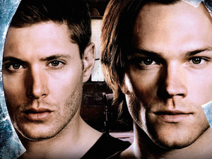 Comic Con 2012 poster for Supernatural