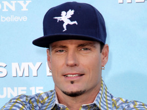 "Robert Van Winkle aka 'Vanilla Ice' Premiere of Columbia Pictures' ""That's My Boy"" at Regency Village Theatre Westwood, California"