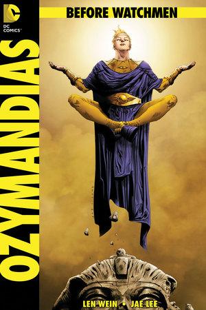 'Before Watchmen: Ozymandias' #1