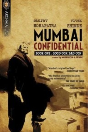 'Mumbai Confidential' artwork