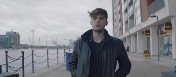 Aiden Grimshaw 'Curtain Call' music video.