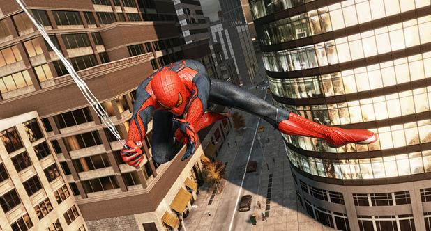 'The Amazing Spider-man' screenshot