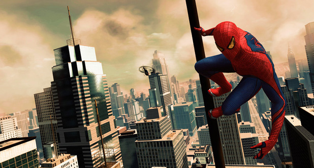 &#39;The Amazing Spider-man&#39; screenshot