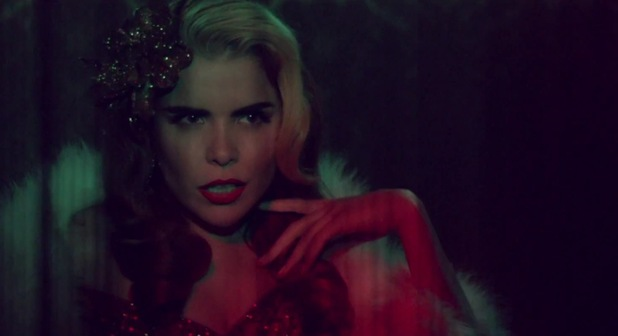 Paloma Faith '30 Minute Love Affair' music video.