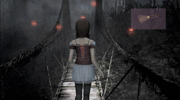 'Project Zero 2: Wii Edition' screenshot
