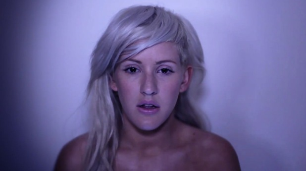 Ellie Goulding 'Hanging On' video