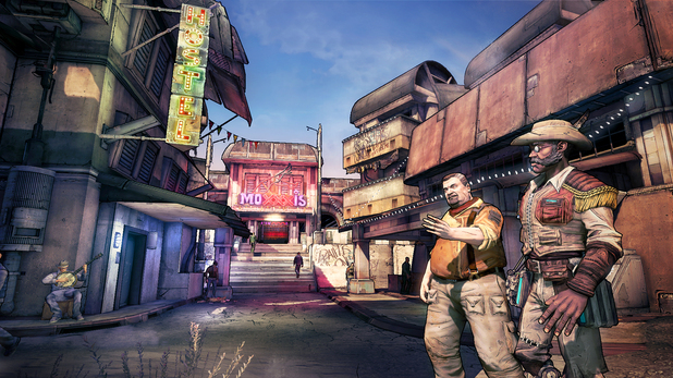 'Borderlands 2' screenshot
