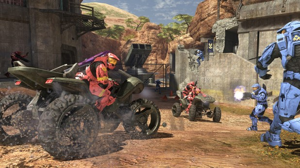 Screenshot of the 'Halo 3' game for Xbox 360