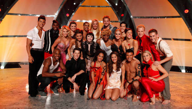 So You Think You Can Dance: The Top 20 perform