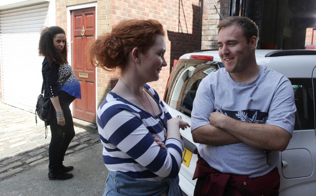 coronation street kirsty and tyrone meet
