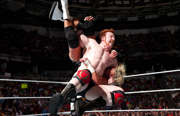 WWE Sheamus