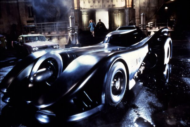 Batmobile 1989 edition