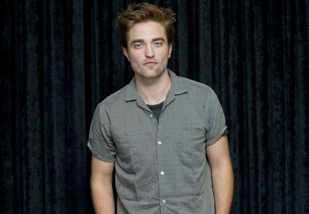 'The Twilight Saga: Breaking Dawn - Part 2' Comic-Con press conference: Robert Pattinson