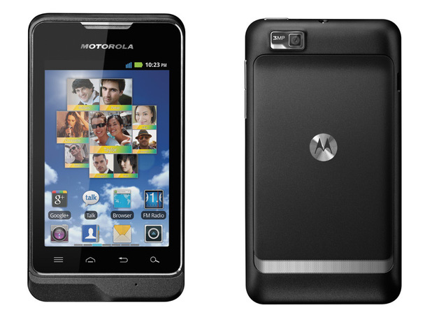 Motorola MotoSmart phone