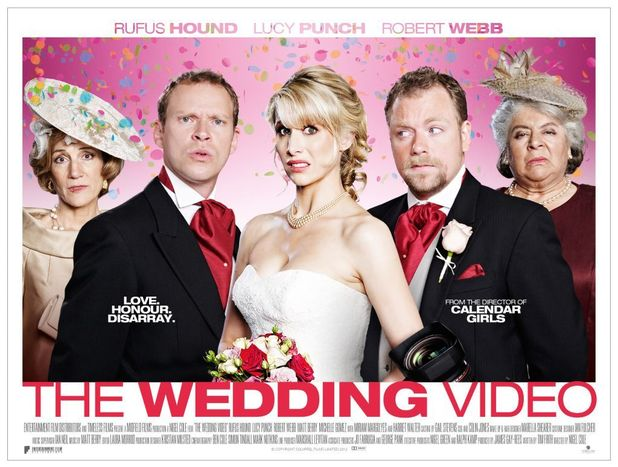 The Wedding Video, Rufus Hound, Lucy Punch, Robert Webb
