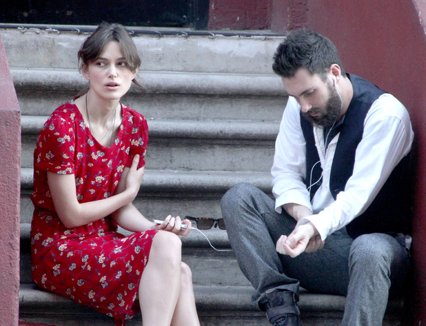 Keira Knightley and Adam Levine Can a Song Save Your Life