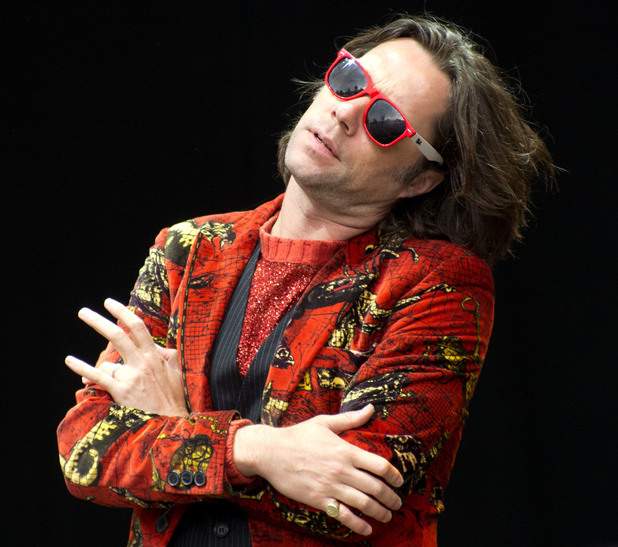 Latitude Festival 2012: Rufus Wainwright