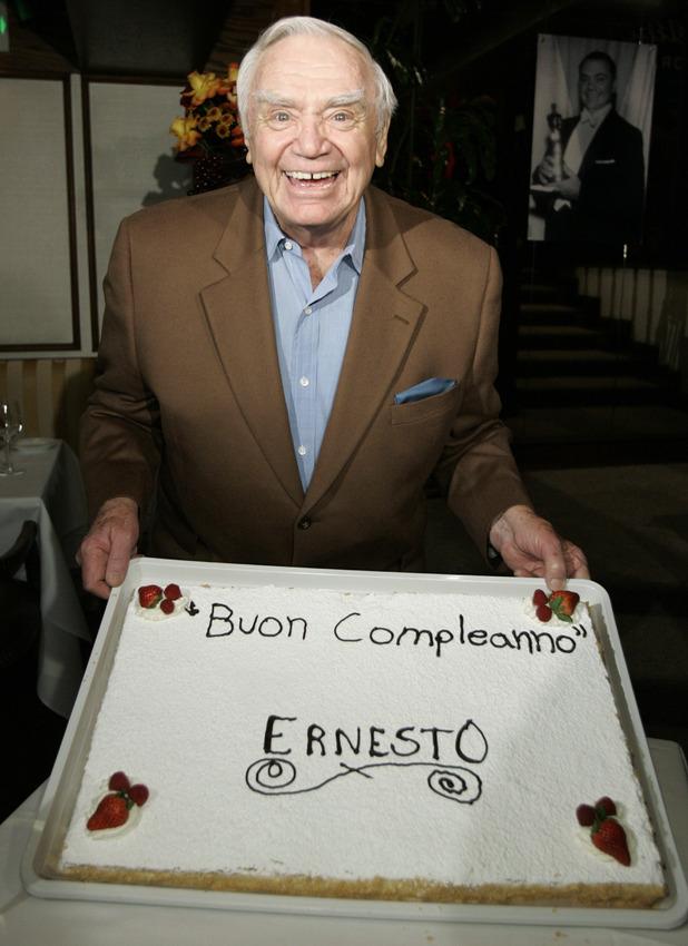 Ernest Borgnine turns 90