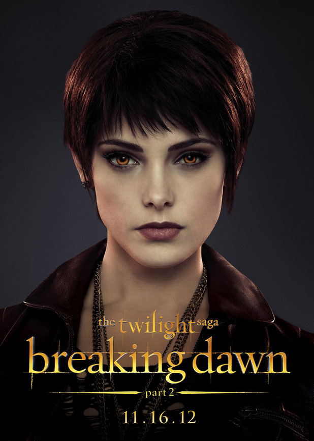 The Twilight Saga: Breaking Dawn Part Two - Alice.
