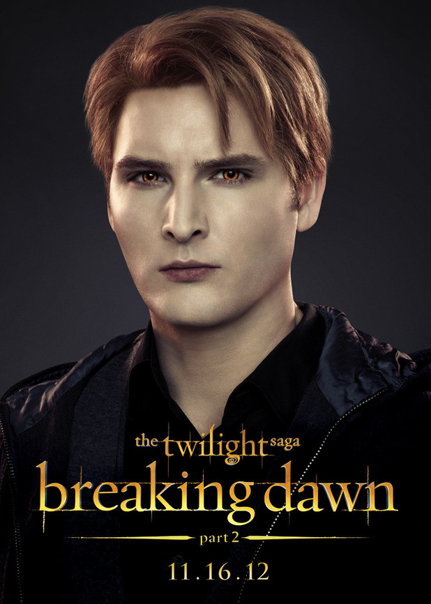 The Twilight Saga: Breaking Dawn Part Two - Carlisle.
