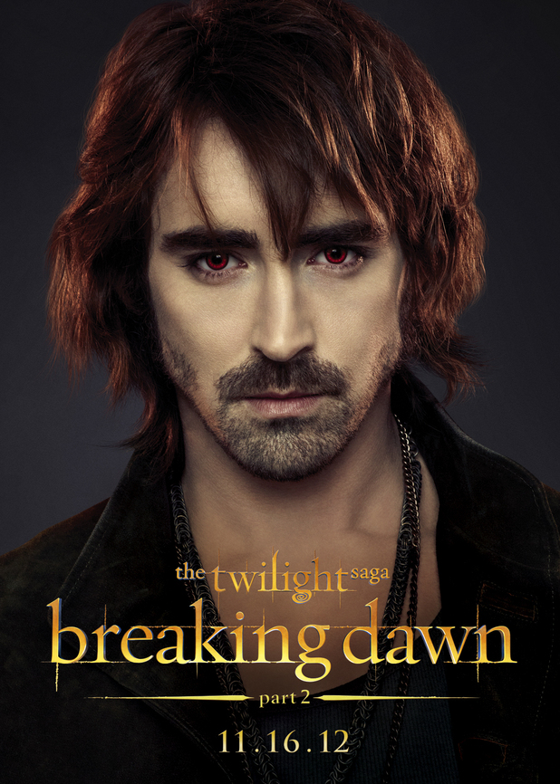 The Twilight Saga: Breaking Dawn Part Two - Garrett