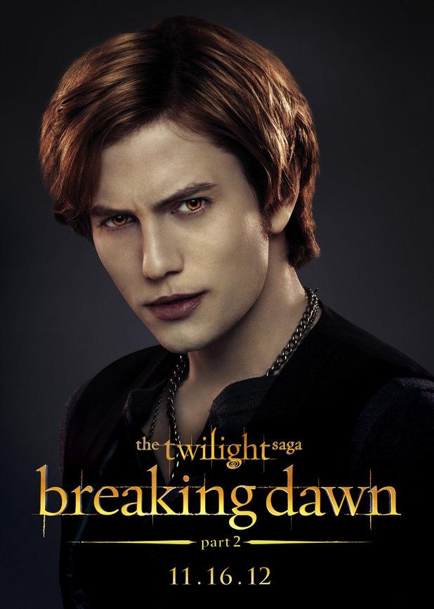 The Twilight Saga: Breaking Dawn Part Two - Jasper.