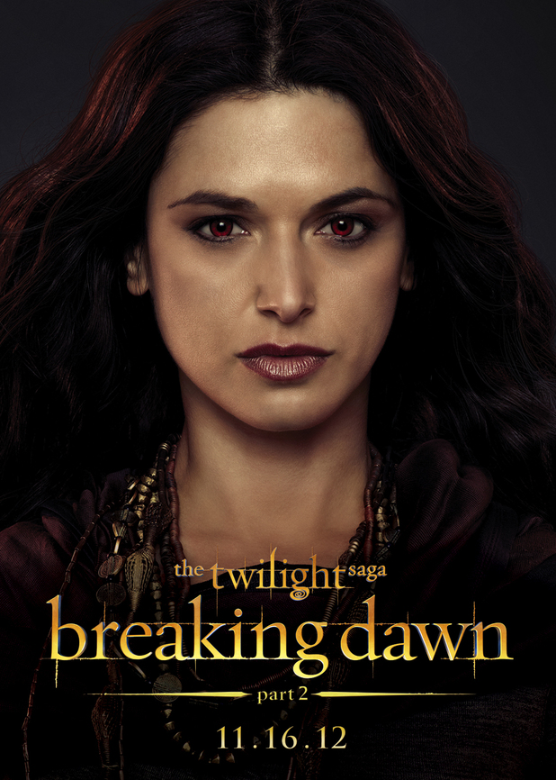 The Twilight Saga: Breaking Dawn Part Two - Kebi from The Egyptian Coven.
