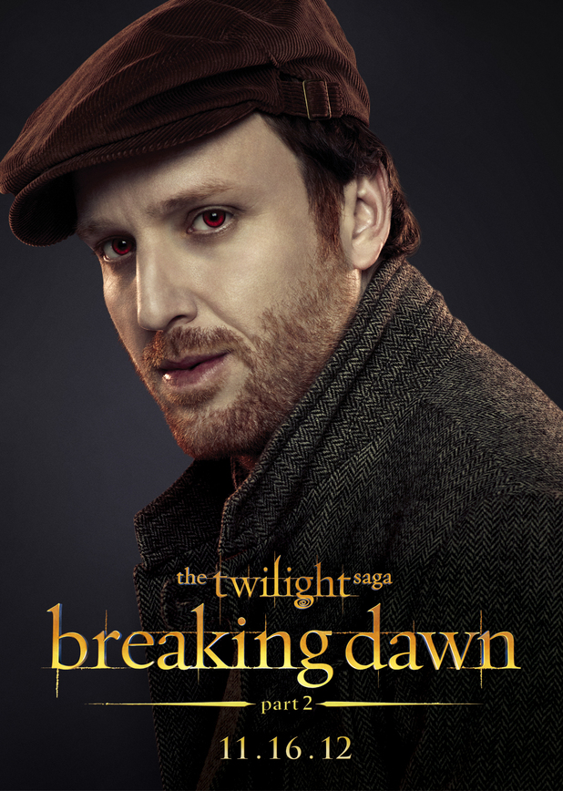 The Twilight Saga: Breaking Dawn Part Two - Liam from The Irish Coven.