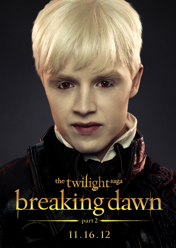 The Twilight Saga: Breaking Dawn Part Two - Vladimir from The Romanian Coven.
